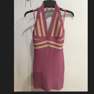 Herver Leger Dress